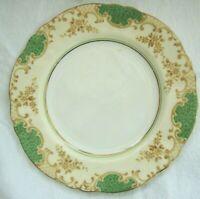 ANTIQUE TABLEWARE CROWN STAFFORDSHIRE FINE BONE CHINA SIDE TEA PLATE F14757