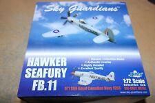 SKY GUARDIANS 1:72 HAWKER SEAFURY FB.11 NO 871 SQN ROYAL CANADIAN  NAVY 1953