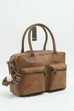 Bloomsbury Western Bag medium Leder Hand Tasche Shoulder Bag taupe braun NEU
