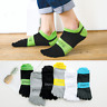 6 Pack Men Five Finger Toe Cotton Socks Breathe Ankle Casual Sports Low Cut SALE