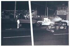 1960s Drag Racing-1932 Ford Flathead Racing-Mickey Thompson's Fontana DRAGWAY