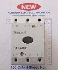 MOELLER DIL3AM85 110V COIL CONTACTOR (600089)