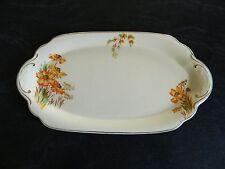 Vintage Sandwich Plate Sunshine J & G Meakin England Reg.SOL 391413