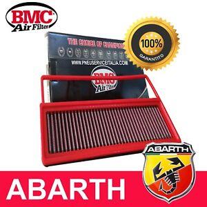 Filtro Aria sportivo BMC FB540/20 Made in Italy 500/595 ABARTH rigenerabile