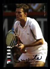 Lars Burgsmüller  Autogrammkarte Original Signiert Tennis
