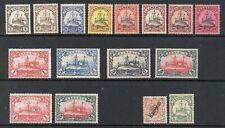 Germany Kamerun 1899-.Collection of 16.MNH/MLH. Very Fine.
