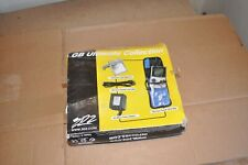 3D2 GAME BOY ULTIMATE COLLECTION LIGHT MAGNIFIER CASE LINK CABLE NEW OLD STOCK