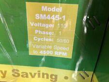 Enduro Sewing Machine Motor 110 Volt 4500 Rpm w/ variable speed Sm445-1