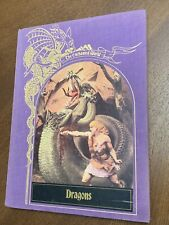 Vintage 1985 The Enchanted World Dragons Time Life Books, Cloth Bound Hardcover
