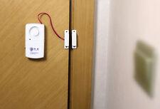 SHUS Wireless Home Door Motion Detector Sensor Burglar Security Alarm System
