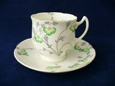 Gladstone China Cup & Saucer - c 1920's Art Deco China - Cottage Chic