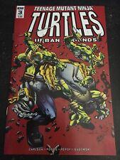 Teenage Mutant Ninja Turtles:Urban Legends#3 Incredible Condition 9.4(2018) Wow