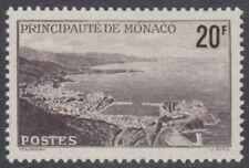MONACO - 1941 20f Agate - UM / MNH