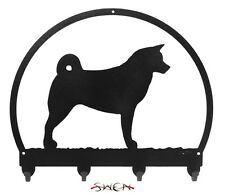 Akita Dog Metal Key or Leash Hanger Hanger *NEW*