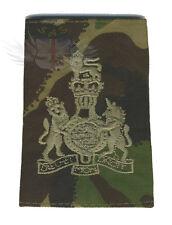 BRITISH ARMY SURPLUS ISSUE WARRANT OFFICER RAF WOODLAND DPM RANK SLIDE,UNIFORM