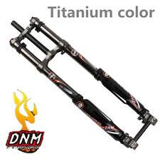NewDH Downhill fork mountain ebike dnm usd-8 26-27.5'' cruiser  20mm Electric