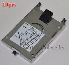 10PCS HD Hard Drive HDD Caddy for HP EliteBook 8460P 8470 8560W 8570 8760W 8770W