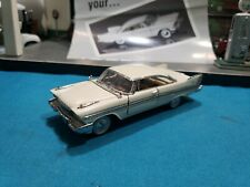 1957 Plymouth Fury 1:43 Franklin Mint Beautiful Very Nice Car