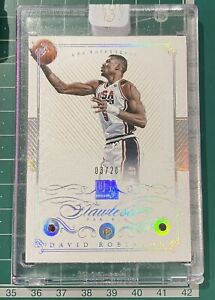 Panini flawless USA 2014-15 David Robinson 3/20 Diamond