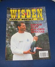 WISDEN CRICKET MONTHLY SEPTEMBER 1990 - GOOCH TEST RECORD SPECIAL