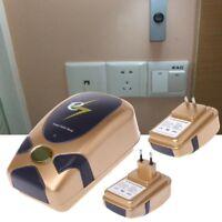 28kw Energy Saving Box Electric Saver Power Factor Saver Devices EU UK US Plug