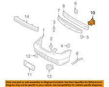 NISSAN OEM 05-06 Altima Front Bumper-Stay Support Bracket Left 622117Y000