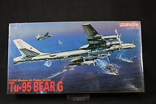 YL003 DRAGON 1/200 maquette avion 2006 1400 Tu-95 BearG tu95