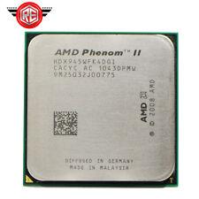 Procesador CPU AMD Phenom II X4 945 - Pasta Térmica incluida - 95W