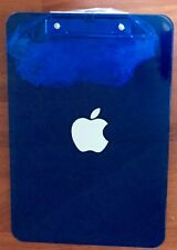 Apple Computer Vintage Clipboard Blue Collector Strong