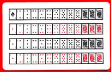 52 on 1 Cards (Royal back) 1 card= 1 unit. from Murphy's Magic