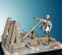 MASTERCLASS SOLDIERS SR71 Onagro with artilleryman Dacian wars 54 mm