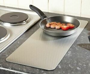Heatproof Kitchen Surface Worktop Protector Mat - Heat Resistant Mat