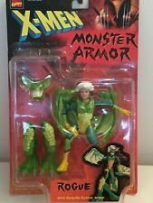 X-MEN MONSTER ARMOR ROGUE ACTION FIGURE MARVEL TOY BIZ NIP