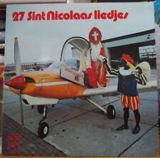 GONNIE GOOSSENS 27 SINT NICOLAAS LIEDJES AEROPLANE BEAGLE HOLLAND PRESS LP