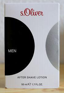 s.Oliver Men After Shave Lotion 50 ml (GP= 3x5,90€/100 ml)