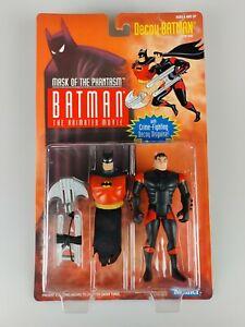 Batman Mask Phantasm Animated Movie DECOY BAT/Bruce Vintage Kenner 1993 90's NEW