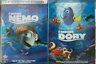 Finding Nemo and Finding Dory DVD  Bundle Brand New FREE FIRST CLASS SHIPPING