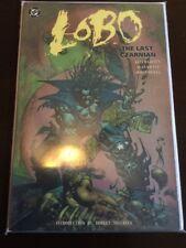 Lobo The Last Czarnian, TPB 1st print Hard to Find, (DC Comics 1990)