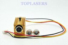 Focusable 650nm 5mw Red Dot/Line/Cross Laser Diode Module w/ TTL 15KHZ 5V
