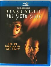 The Sixth Sense blu-ray *Brand New without the Shrink Wrap*