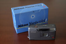 Nikon Nuvis Mini APS Film con obiettivo 25 mm