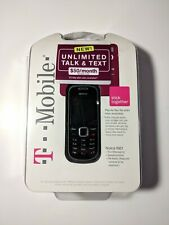 Nokia 1661 - Black (T-Mobile) Cellular Phone ** New in Open Box ** New Old Stock