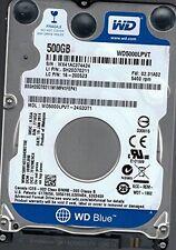Western Digital WD5000LPVT 500GB Scorpio Blue 2.5 internal Hard Drive