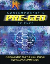 Contemporarys Pre-Ged Science: Science (Contemporary's Pre-GED Series)