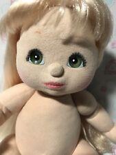 1985 My Child Doll Aussie UL Blonde Hair Green Eyes No Clothes
