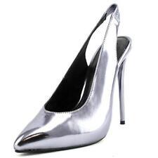 Calzado de mujer Steve Madden color principal plata sintético