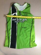 Mt Borah Womens Size Xs Xsmall Tri Triathlon Top Jersey (6910-5)