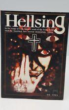 Hellsing: Anime Japanese Manga - Very Good