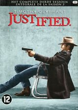 Justified : Seizoen 3 / Saison 3 (3 DVD)