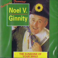 Noel V. Ginnity - The Sunshine Of Your Smile | NEW & SEALED CD (Irish Comedian)